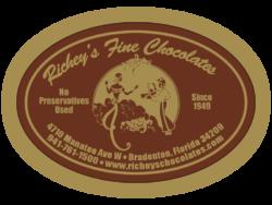 Richeys Fine Chocolates of Bradenton, Florida